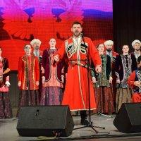 На концерте Кубанского казачьего хора 11 :: Константин Жирнов