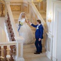 Свадьба в Царицыно. :: Михаил Герасимов