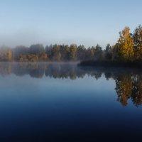 Осенний рассвет :: Леся Гуфраева