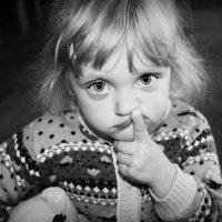 Детская непосредственность :: Юлия Долгополова