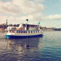 Стокгольм. Водный транспорт :: Swetlana V
