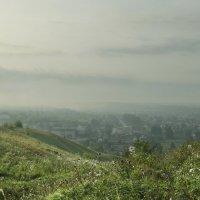 Утро раннее туманное :: Роман Пацкевич