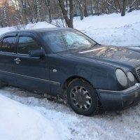 Mercedes-Benz :: Дмитрий Никитин