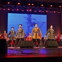 На концерте Кубанского казачьего хора 16 :: Константин Жирнов
