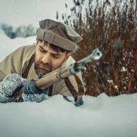 Душман в горах :: Виктор Седов