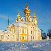 Дворцовая церковь. :: Лия ☼