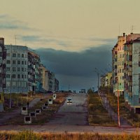 Умирающий поселок :: Оксана Червинская