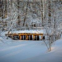 Зима. Зарисовки :: Марина К