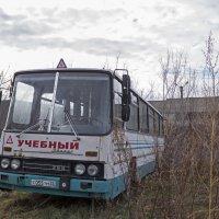 Икарус 255 на окраине города Бийска :: Иван Зарубин