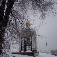 зимние узоры :: Наталья Сазонова