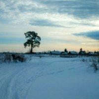Утро в деревне :: Георгий Морозов