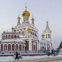 Никольский храм :: Роман Пацкевич