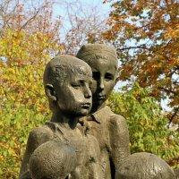 Фрагмент Монумента дружбы народов :: Светлана