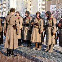 Молодое пополнение...  С днём Защитника Отечества ! :: Анатолий Колосов