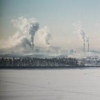 Фабрика по производству облаков :: Юля Грек
