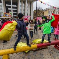 Битва на подушках :: Алексей Лейба
