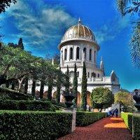 Бахайские сады_Хайфа (Israel) :: Андрей Кирилловых