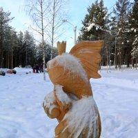 Замороженая рыба :: Ольга