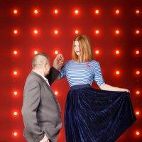 Дочка с папой. :: Стелла Гудз