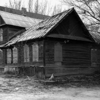 Старый город, Астрахань :: Валерий Ткаченко