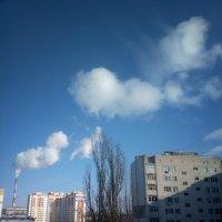 Облака :: Николай Филоненко
