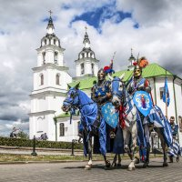 Рыцари :: Ольга Милованова