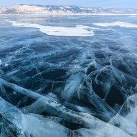 Байкальский лёд :: Владимир Гришин