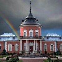 Китайський палац пiсля грози :: Sergey-Nik-Melnik Fotosfera-Minsk