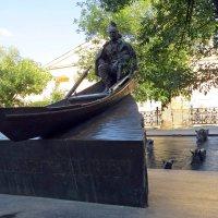 Памятник Шолохову :: Вера Щукина