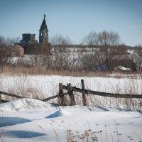 Старая церковь :: Владимир Новиков