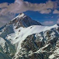 Семенов-баши (3602 м) :: Леонид Сергиенко