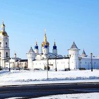 Тобольский кремль :: Олег Петрушов