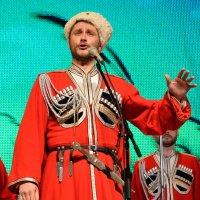 На концерте Кубанского казачьего хора 29 :: Константин Жирнов