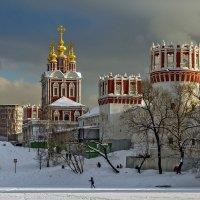 Зимний пейзаж :: Viacheslav Birukov