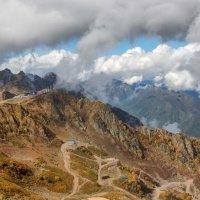 Пейзаж с высоты 2130 :: Вячеслав Касаткин