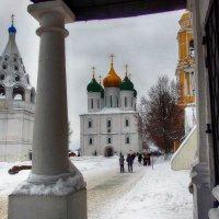 В Коломенском Кремле. :: Лара ***