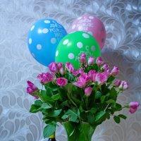 На день рождения :: Валентина Папилова