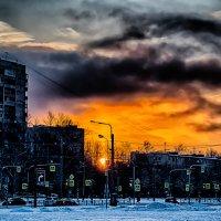 Питерские Рассветы :: Юрий Плеханов