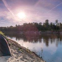 сплав по реке Сура :: Владимир Бухаленков
