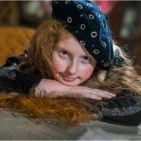 Портрет девочки (из серии)! :: Борис Херсонский