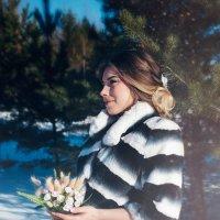 Лесная невеста :: Юлия Рамелис