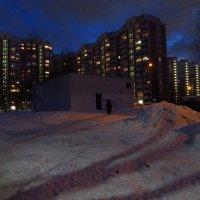 Вечер легкого дня :: Андрей Лукьянов
