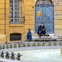 Экс-ан-прованс,Франция :: Наталия