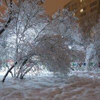 Зимний хрусталь :: Александр Лебедевъ