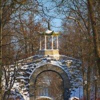 Зимняя сказка старого парка.... :: Tatiana Markova
