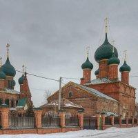 Храмовый комплекс в Коровниках :: Константин