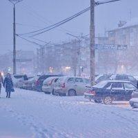 Однажды в студёную снежную пору. Вариант №2 :: Михаил Полыгалов