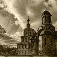 Спасо-Андроников монастырь. :: Григорий Карамянц