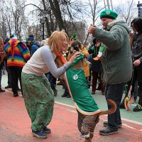 дружба или я тоже танцевать могу :: Олег Лукьянов