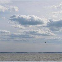Облака над озером Неро... :: Николай Панов